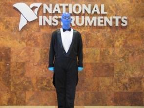 Dr Manhattan costume