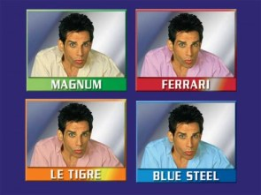 The Many Faces of Derrick Zoolander