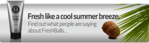 Fresh Balls- The Solution For Men