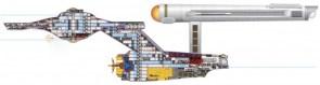 NCC – 1701 USS Enterprise