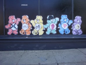 care bears of a different type