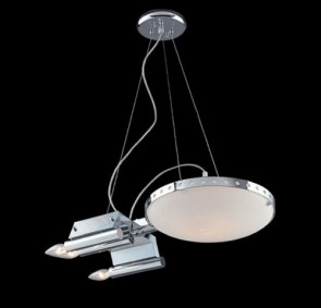 Star Trek Enterprise chandelier – $189.00