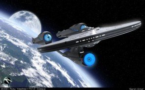 Earth Orbit – Star Trek Reborn
