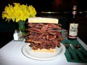 Bacon Sammich…with beverage