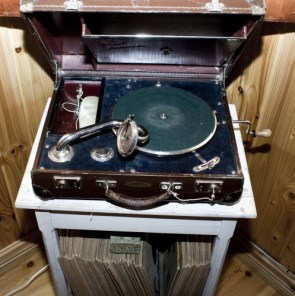 My new Record Player