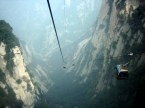 Mt Hua, Shaanxi, China