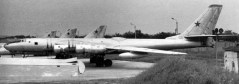 Nuclear powered aircrafts