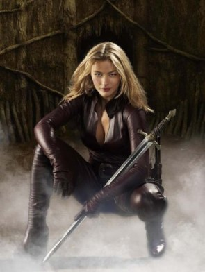 Tabrett Bethell from Legend of the Seeker
