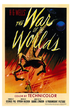 The War of the Worlds, 1953