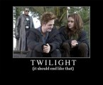 Twilight: the best end ever