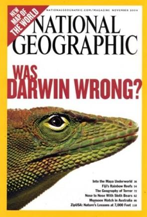 Darwin – Was he wrong?