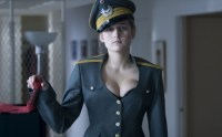 Lady officer