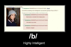 /b/ Highly Intelligent
