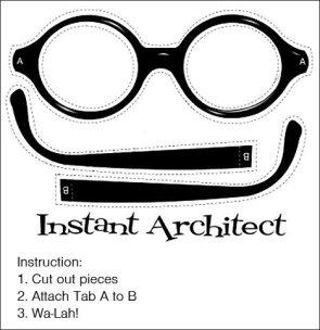 Le Corbusier frame