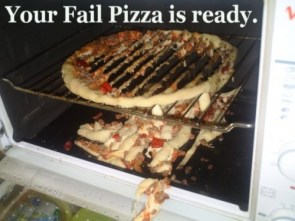 Pizza Fail