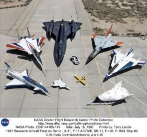 X-Planes