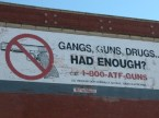 Gangs, Guns, Drugs… HAD ENOUGH?