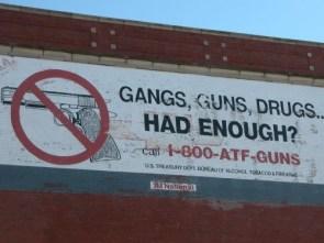 Gangs, Guns, Drugs… HAD ENOUGH?