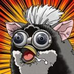 """Furbie """"O"""" face"""