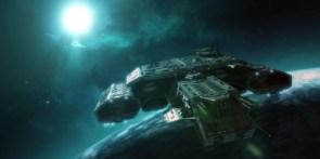 Stargate ship