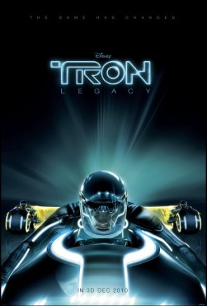 Disney's Tron Legacy Poster
