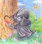 Cute Vader