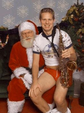 Band Santa