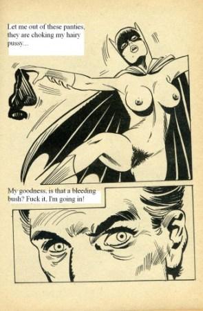 Kinky Batgirl