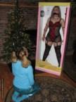 Bondage Doll for Christmas