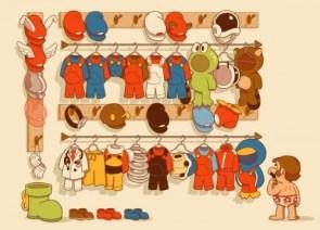 Marios Closet