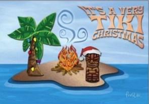 It`s A Very Tiki Christmas!