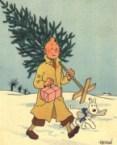 Tintin Christmas