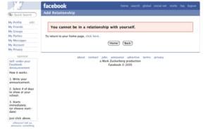 Relationship fail