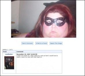 Sexy MySpace Admirer