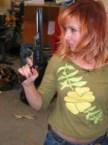 Kari's Got A Gun