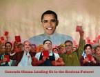 Obama Mao