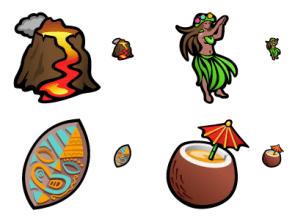 Tiki Icons