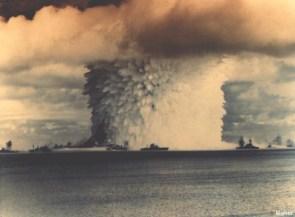 Project Baker Hydrogen Bomb Test