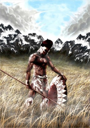 Death Of A Warrior