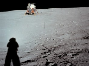 Neil Armstrong's Sexy Silhouette