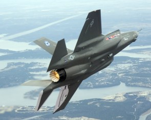 Joint Strike Fighter F-35