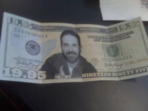 Billy Mays Dollar