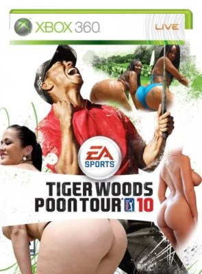 Tiger Woods Poon Tour