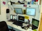 Coolest Desk Evar.