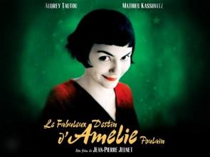 """""""The Fabulous Destiny of Amélie Poulain"""""""
