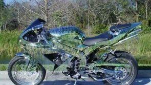 See-thru Bike