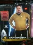 Fat Kirk costume
