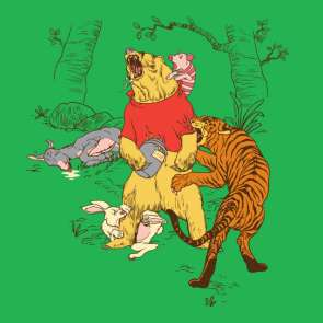 Winnie re-imagined