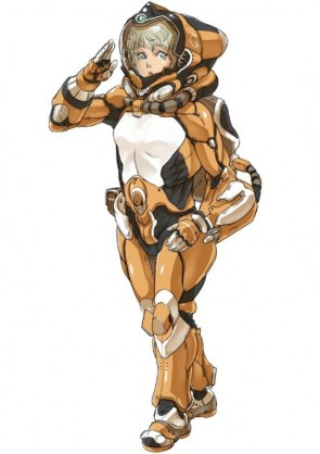 Scifi Girls