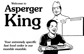 Asperger King
